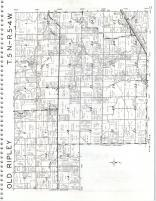 Map Image 004, Bond County 1980